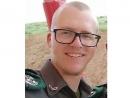Автомобильный теракт: тяжело травмирован сержант Оскар Василихин