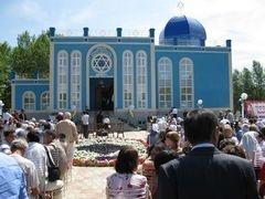Казахстанские евреи обрели новую синагогу
