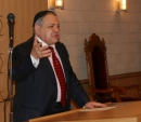 Secretary General of EAJC spoke at the Conference dedicated to the liberation of Auschwitz