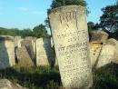 Three Problems with Jewish Cemeteries