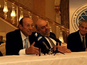 По инициативе ЕАЕК состоялось совещание крупных благотворителей еврейской общинной жизни