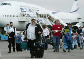 Immigration numbers rise