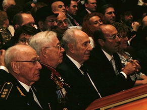 Президент Израиля встретился с российскими евреями