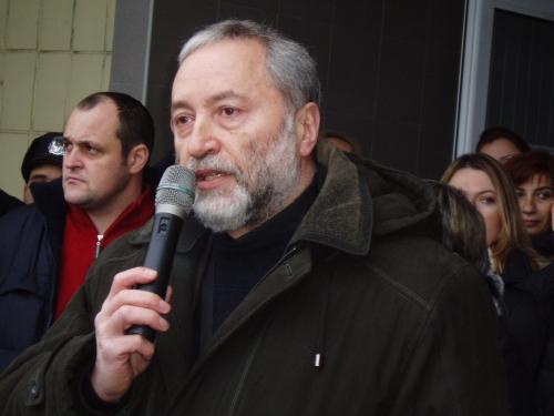 Председатель Генерального совета Евроазиатского еврейского конгресса, председатель Ваада Украины Иосиф Зисельс