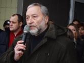 Митинг в поддержку Израиля, Киев, 14 января 2009 г.