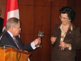 Дипломатическая миссия ЕАЕК, Тбилиси, февраль 2008 г.