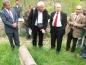 Церемония открытия кладбища