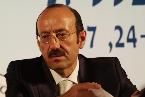 Президент ЕАЕК Александр Машкевич на заседании Генеральной Ассамблеи ЕАЕК