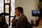 Выступление президента Грузии Михаила Саакашвили на открытии синагоги