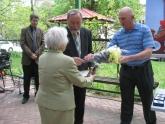 Чествование ветеранов войны, Киев, 7 мая 2010 г.