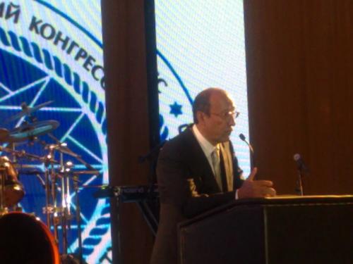 Speech of EAJC President Alexander Mashkevich